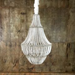 "1 Light Bohemian Elegance  56""h x36""w    $150"
