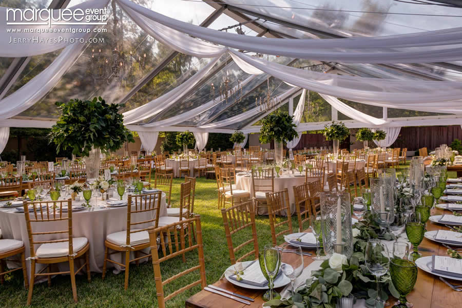Tent Draping Marquee Event Rentals