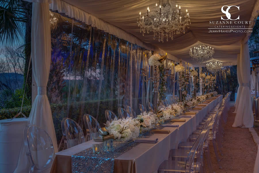 Tent Liner & TENT DRAPING - Marquee Event Rentals