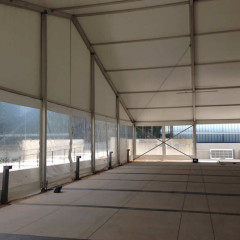 Losberger Tent Clear Wall