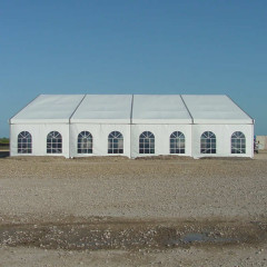 Losberger Tent Window Wall