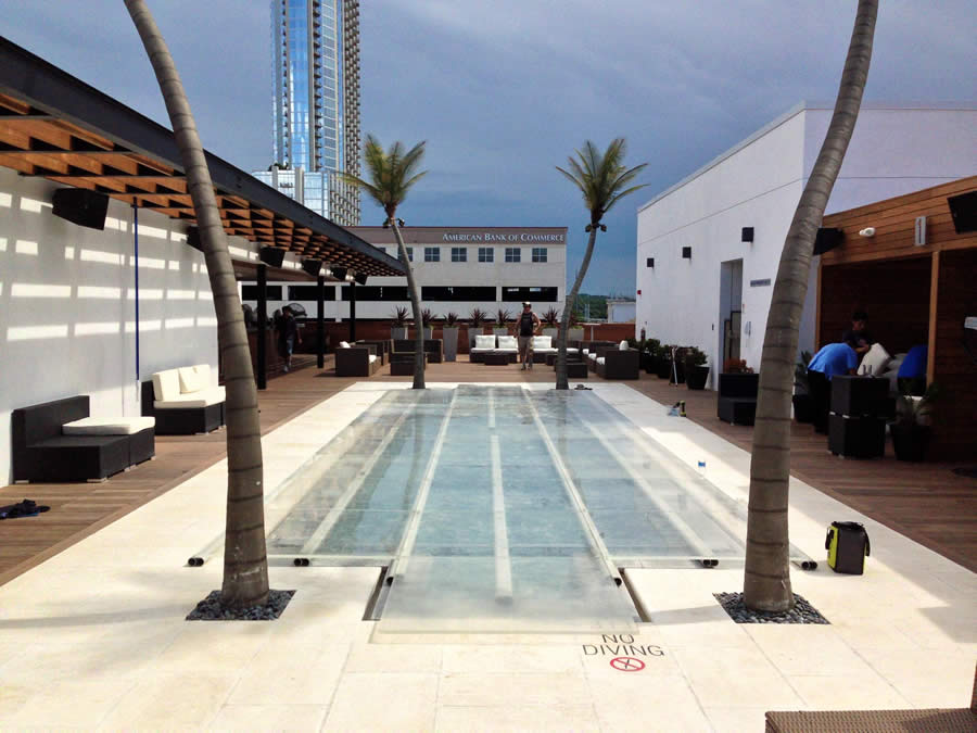Marquee-Tents-Rio pool cover & Marquee-Tents-Rio pool cover - Marquee Event Rentals