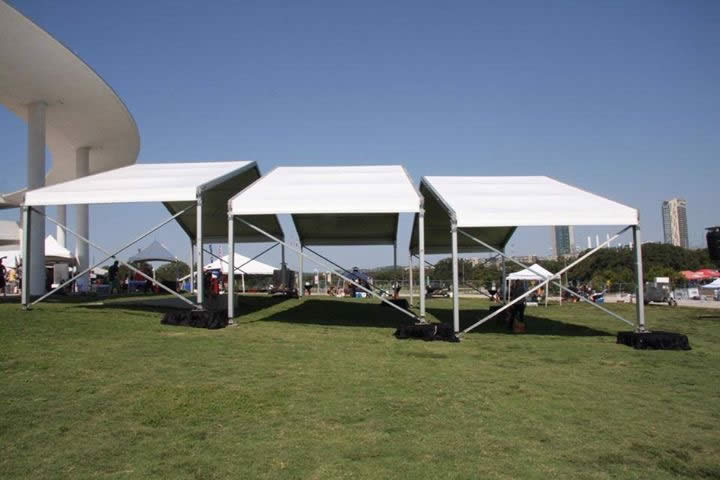 Losberger Tent & CLEAR SPAN TENTS - Marquee Event Rentals