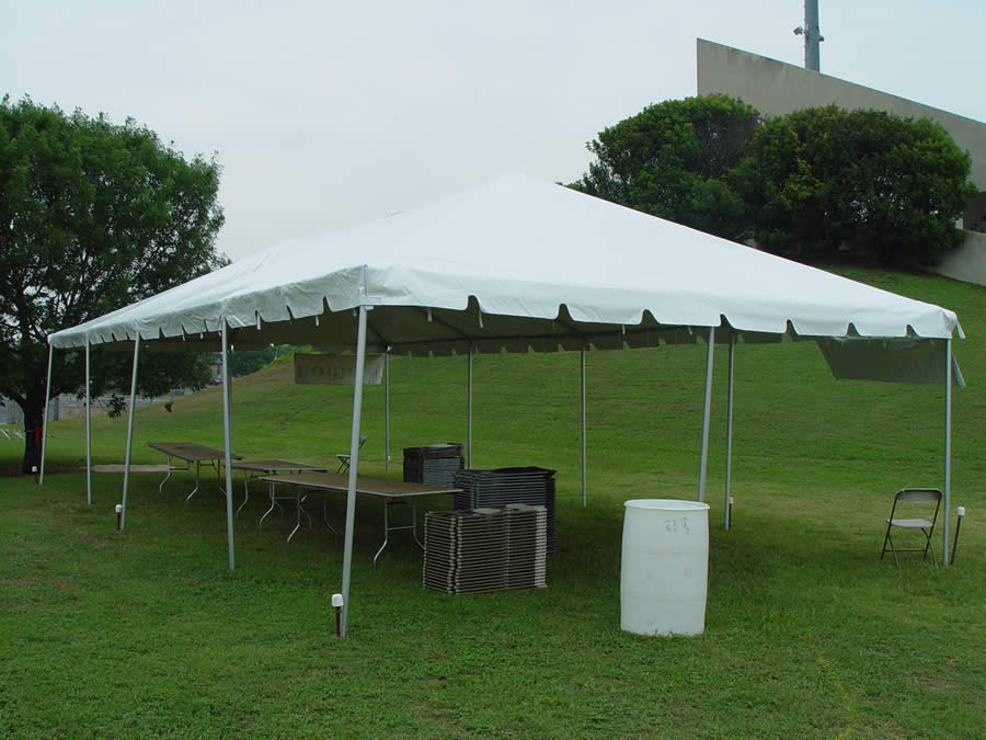 20×20 Frame Canopy & FRAME CANOPY - Marquee Event Rentals