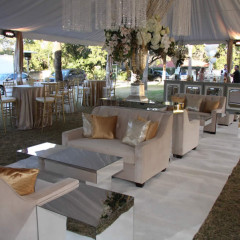 50th Wedding Anniversary Party Lounge