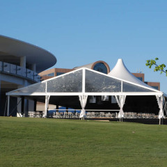 Long Center 66'x148' Dome Losberger