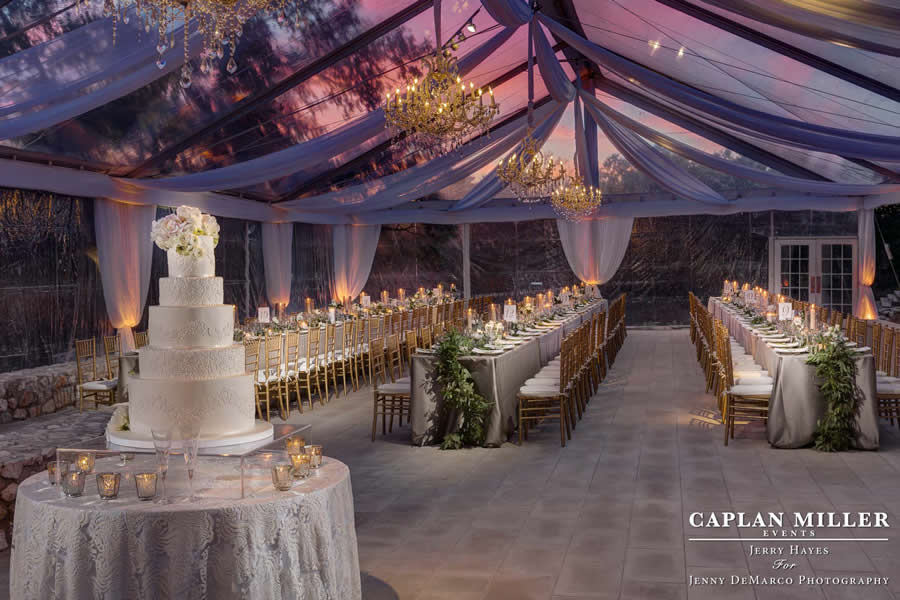 Oohla Bean Marquee Event Rentals