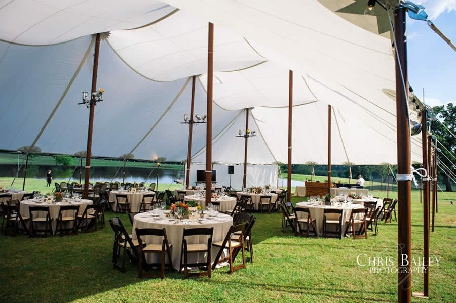 Tidewater Sail Cloth Tent & TIDEWATER SAIL CLOTH - Marquee Event Rentals